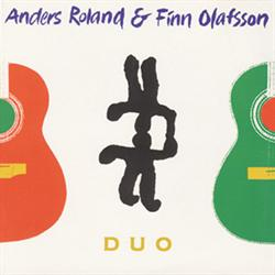 Anders Roland &amp; Finn Olafsson:<BR>\'DUO\' - CD