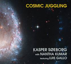 Kasper Søeborg:<BR>\'Cosmic Juggling\' - CD