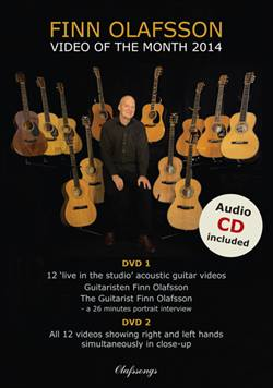 Finn Olafsson<BR>\'Video of the Month 2014\'<BR>2 DVD & 1 audio CD set